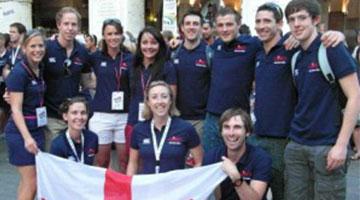 2012 Euro Champ Treviso Italy Mixed