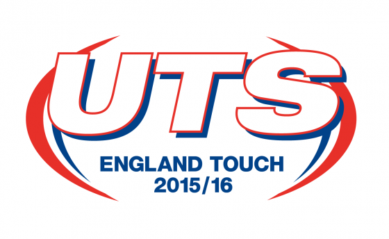 UTS England Touch Logo